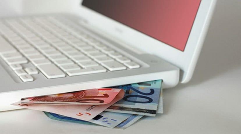 نقد کردن درآمد ارز الکترونیک