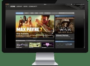 خرید از استیم Steam با بیت کوین ، بزودی!