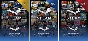 Steam gift card parsianpay