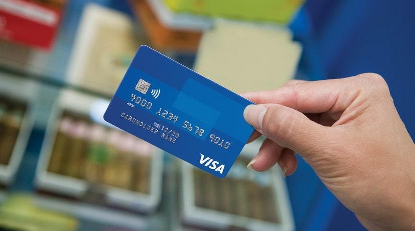 پرداخت با ویزا کارت Visa