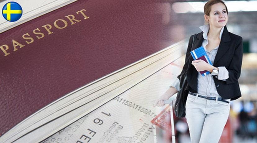پرداخت آنلاین ویزای سوئد