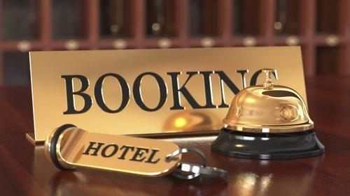 رزرو آنلاین هتل در سایت Booking