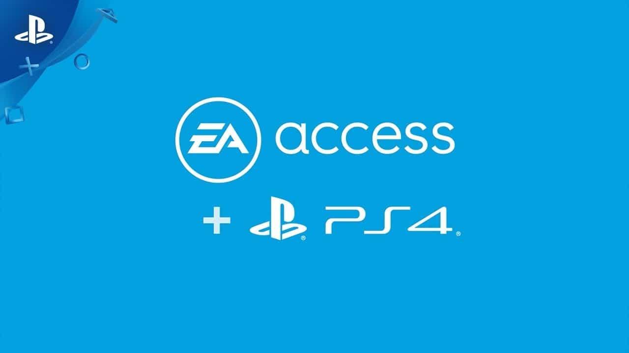 گیفت کارت EA Access برای PS4